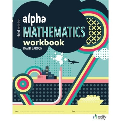 Alpha Maths Workbook (Year 9) - New edition 2018