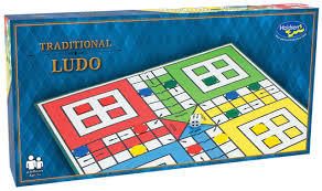 Large traditional ludo