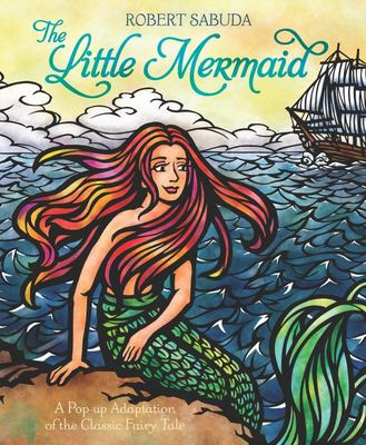 The Little Mermaid Pop Up