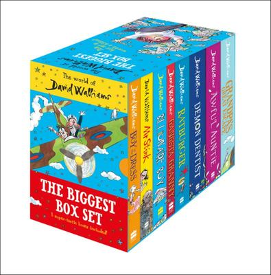 The World of David Walliams Box Set