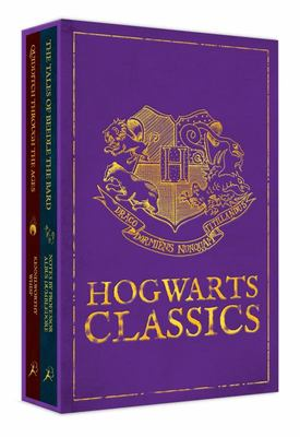 Quidditch Through the Ages & The Tales of Beedle the Bard (Hogwarts School of Witchcraft & Wizardry Classics Box Set)