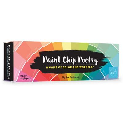 Paint ChipThe Playful Game of Mix-and-Match Poetry