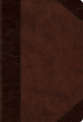 ESV Devotional Psalter (Trutone, Brown/Walnut, Portfolio Design)