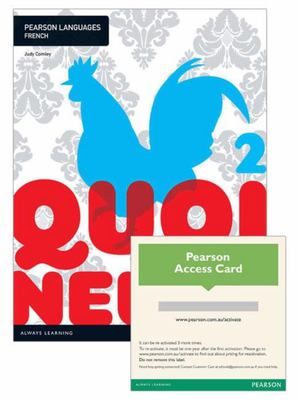 Quoi de neuf ? 2 Student Book with Reader+