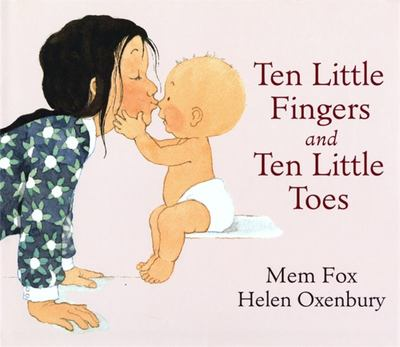 Ten Little Fingers and Ten Little Toes (HB)