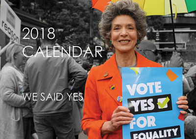 Calendar – We Said Yes 2018