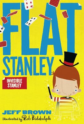 Invisible Stanley (Flat Stanley)