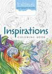 BLISS Inspirations Coloring Book: Your Passport to Calm