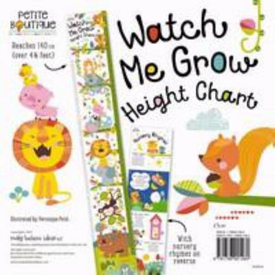 Petite Boutique: Watch Me Grow! Height Chart