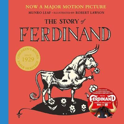 The Story of Ferdinand (HB)