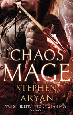Chaosmage (Age of Darkness #3)