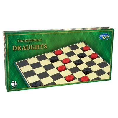 Large traditional draughts