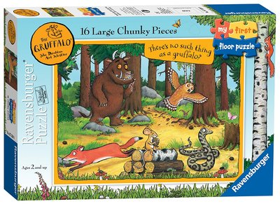 The Gruffalo 50 Piece Puzzle