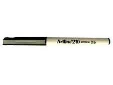 Artline 210 Medium 0.6mm Black - 121001  - Acco