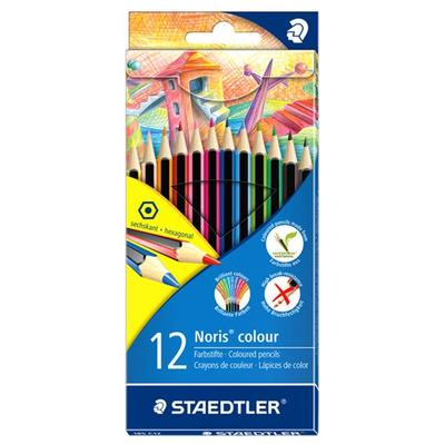 ST374 Noris Coloured Pencils 12