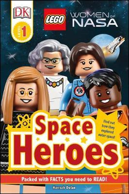Space Heroes (LEGO Women of NASA: DK Readers Level 1)