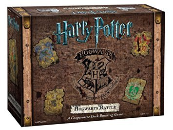 Harry Potter Hogwarts Battle a Cooperative Deck Building Game