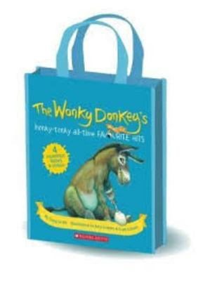 Wonky Donkey Bag of Books