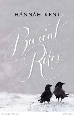 OUT OF PRINT. Burial Rites (H/B)