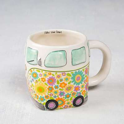 Be Happy Camper Mug