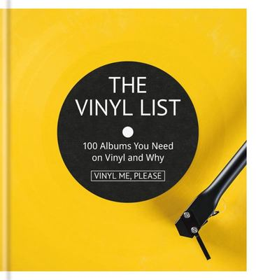 Vinyl Me Please List 100 Albums You Need on Vinyl and Why