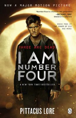 I Am Number Four (#1 Lorien Legacies)