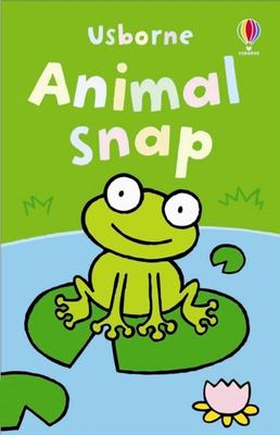 Animal Snap (Usborne Snap)