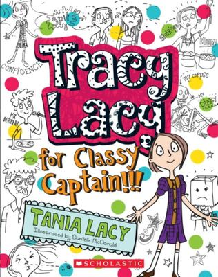 Tracy Lacy for Classy Captain (Tracy Lacy #2)