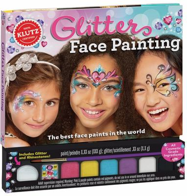 Glitter Face Painting (Klutz)