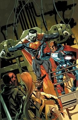 Red Hood and the Outlaws Vol 3 - Bizarro Reborn Rebirth