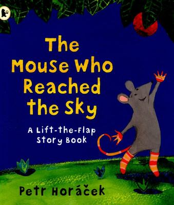 The Mouse Who Reached the Sky A Lift-the-Flap Story Book (PB)