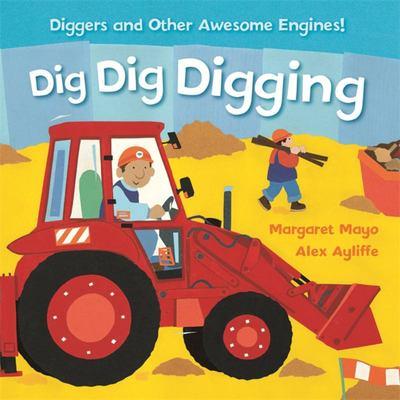 Dig Dig Digging (Board)