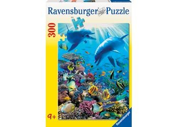 Rburg - Underwater Adventure Puzzle 300pc