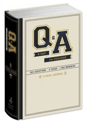Q&A A Day for College 4-Year Journal