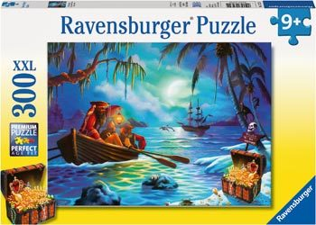 Ravensburger - Moonlight Mission Puzzle 300pcs