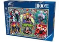 Ravensburger - Disney Wicked Women Puzzle 1000pcs