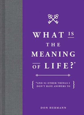 What is the Meaning of Life?: And 92 other Things I Don't have Answers To