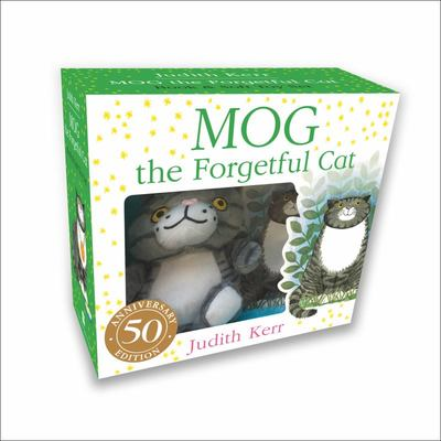 Mog the Forgetful Cat: Book and Toy Gift Set
