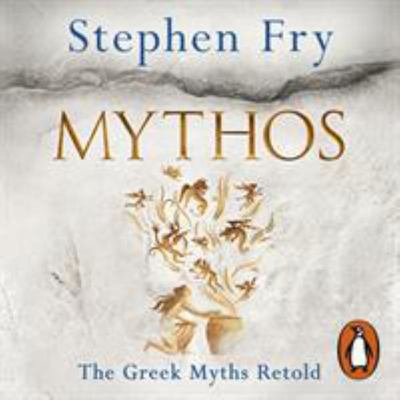 Mythos: A Retelling of the Myths of Ancient Greece (Audio CD; unabridged; 14 CDs)