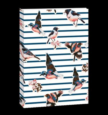 Flexi Journals: Birds with Stripes