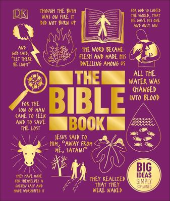 The Bible Book (Big Ideas Simply Explained)