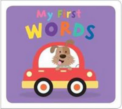 My First Words (Matching Game and Book Set)
