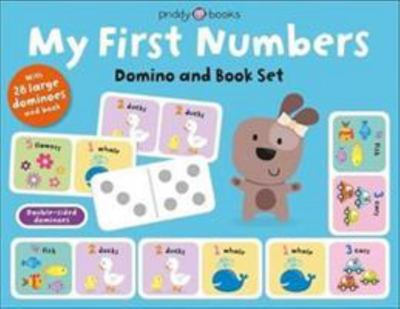 My First Numbers (Domino and Book Set)