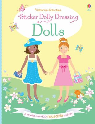 Dolls (Usborne Sticker Dolly Dressing)