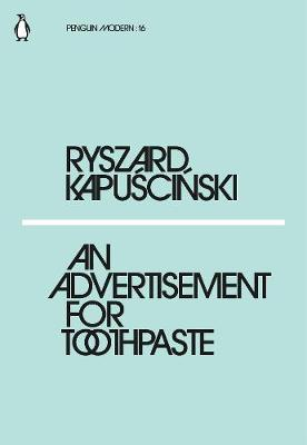 An Advertisement for Toothpaste (Mini Modern Classics)