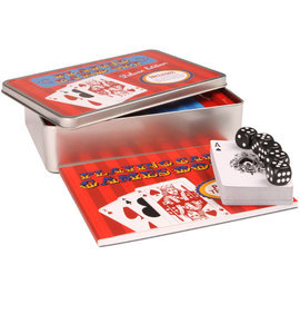 Playing Card Set Deluxe Tin