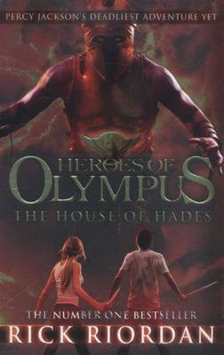 The House of Hades (Heroes of Olympus #4)