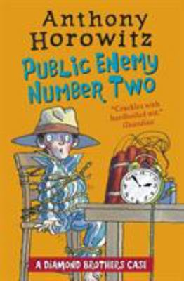 Public Enemy Number Two (Diamond Brothers #2)