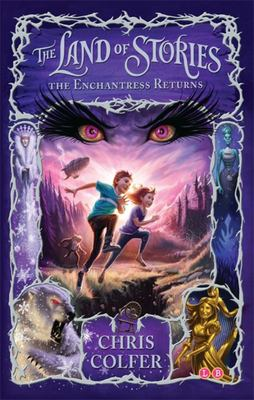 The Enchantress Returns (#2 Land of Stories)