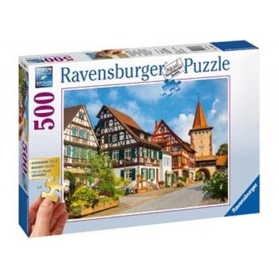 Rburg - Gengenbach Germany Puzzle 500pc